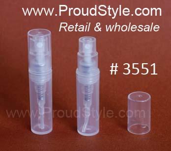 1.7ml Plastic ProudStyle