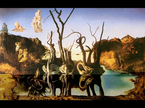 SON's Exhibition of Classic and Modern Art - Page 2 Dali-art-salvador-dali