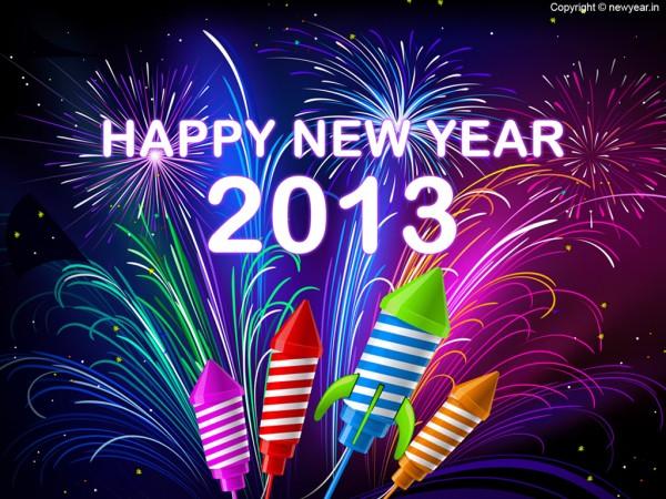 HappyNewYear2013 luckywp
