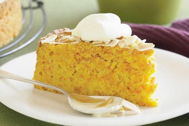 CarrotAlmondOrangeCake Taste.com.au