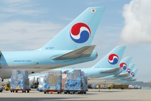 Freighter koreanairpr