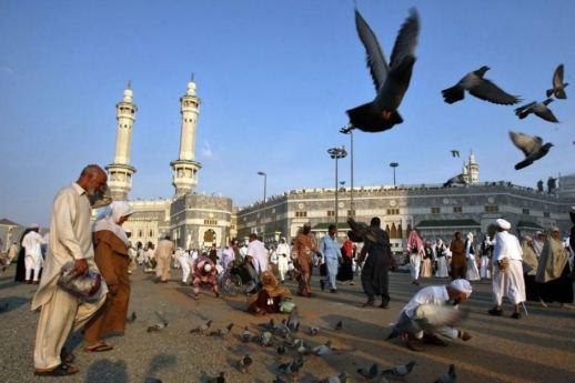 Mecca Pilgrims abc