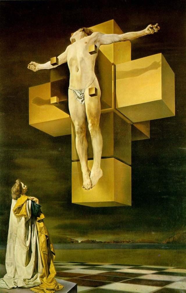 Salvador Dali Crucifixion eDali