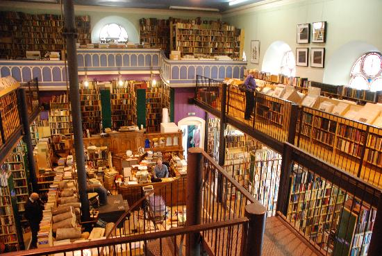 Chergui Serge Lutens Leakeys Secondhand Bookstore TripAdvisor