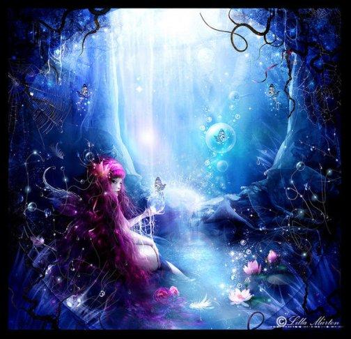 En Passant Fairy Lillucyka DeviantArt