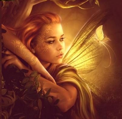 Ambre Ceruleen Fairy Fedio.net