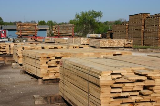 Athunis lumber yard TapHardWoods