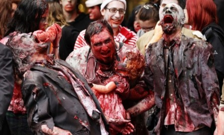 Zombie Demeter TheWeek