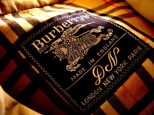 Burberry Trench Platinum Flickr