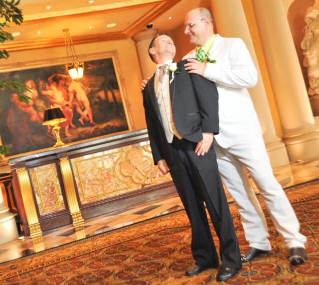 David & Kymme wedding