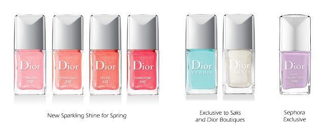 Dior+Nail+2013 BeautyLookBook