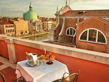 ETRO Relent Boscolo Bellini Rooftop Venice