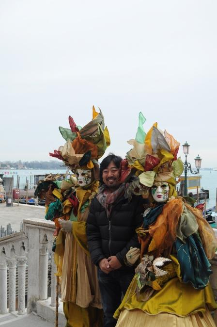 ETRO Relent Venice Carnivale Costumes Jin