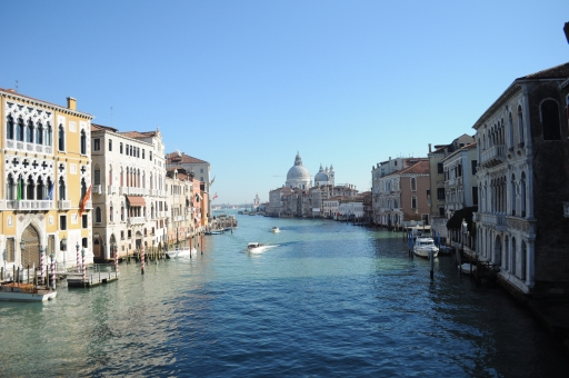 ETRO Relent Venice Grand Canal Cathedral