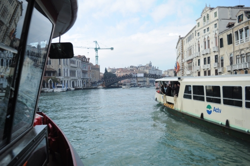 ETRO Relent Venice Wood Bridge