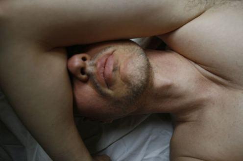 Lea Calypso St Bath Sleeping Man MorgueFile