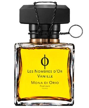 Les Nombres d`Or Vanille Mona di Orio Fragrantica