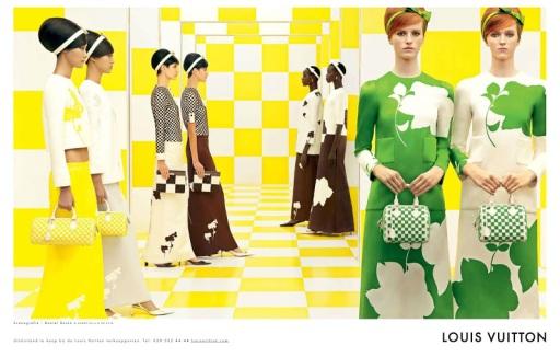 Louis Vuitton Summer 2013 Ad ChicsFilles