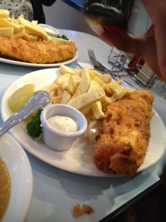 Val's Fish & Chips