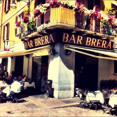 Milano Caffe Bar Brera Özge Okcuer  Flickr